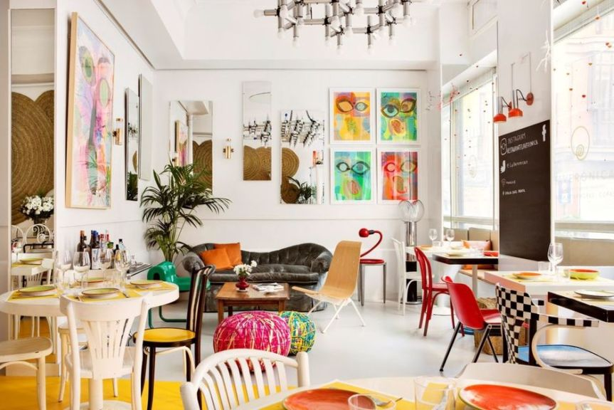 Lugares Cozy: 10 Restaurantes // Cozy Places: 10 Restaurants